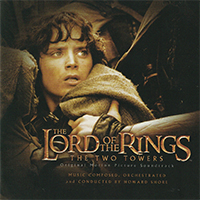 Lord Of The Rings The Two Towers Album Covers